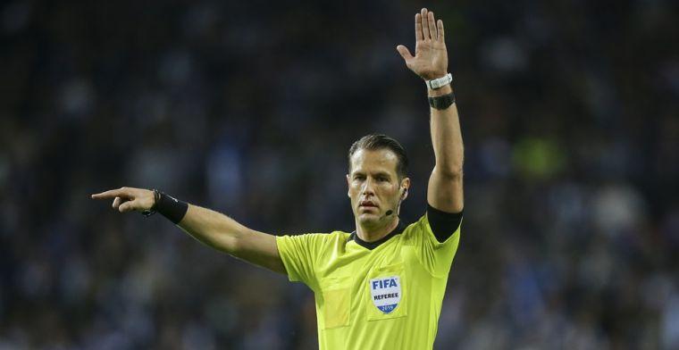 UEFA wijst Nederlandse scheidsrechters aan voor topwedstrijden in Champions League