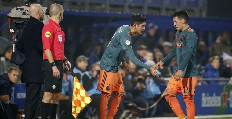 'Goed nieuws voor Ajax: Van de Beek, Álvarez en Martínez lijken Chelsea te halen'