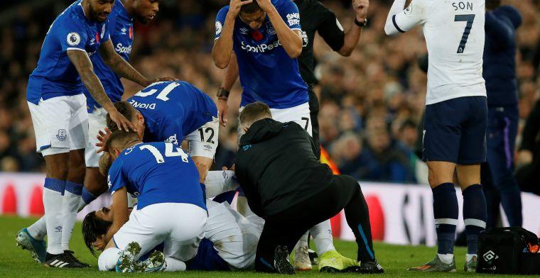 Update: Everton heeft nieuws over Gomes: 'Waarschijnlijk volledig herstellen'