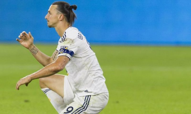 Afbeelding: Denigrerende opmerkingen sorteren geen effect: Ibrahimovic grijpt naast prijs