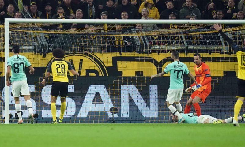 Afbeelding: Valencia gelijk met Chelsea én Ajax, schitterende comeback Dortmund tegen Lukaku