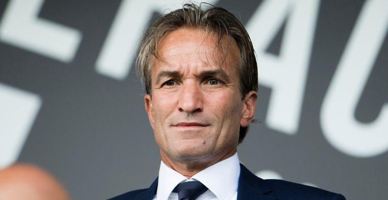 'Aanstelling Koevermans bij Feyenoord ver weg: directeur meteen in de vuurlinie'
