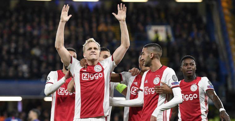 Spelersrapport: één onvoldoende voor Ajax, Promes, Onana en Ziyech blinken uit