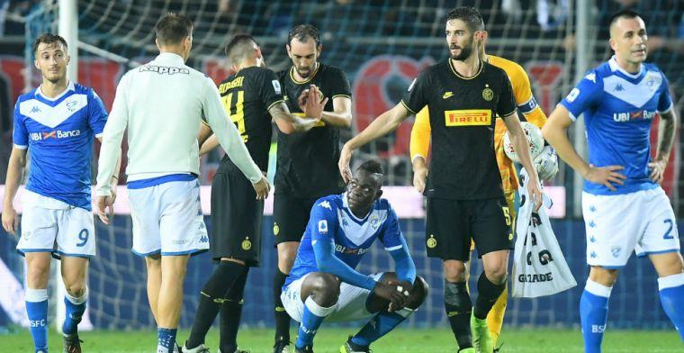Straf voor Hellas na racisme tegen Balotelli; fan krijgt pittig stadionverbod