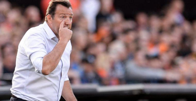 Wilmots wil opstappen: 'Zou ons niet verbazen als hij naar Antwerp gaat'