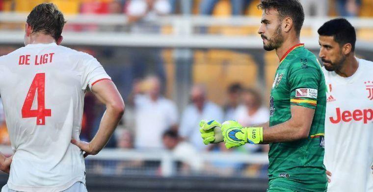 'Enkelblessure zet streep door Champions League-wedstrijd in Moskou voor De Ligt'