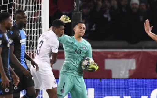Afbeelding: Lof voor Club Brugge in de buitenlandse media: 'Navas was de man van de match'