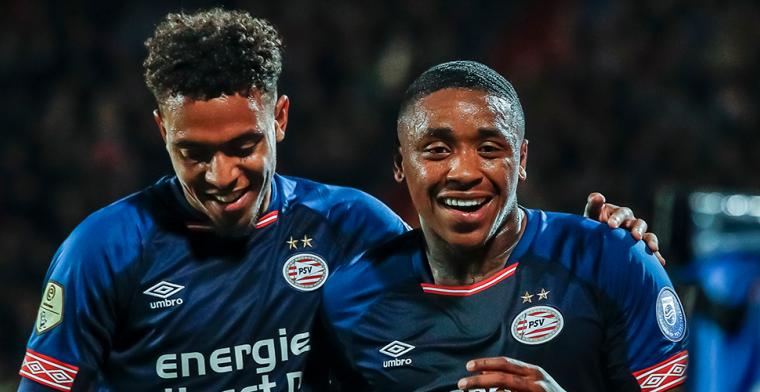 PSV mist na Malen en Bergwijn ook derde speler tegen LASK Linz
