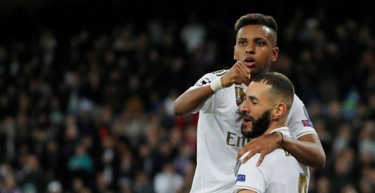 Tennisuitslag voor Real Madrid, Paris Saint-Germain ontsnapt tegen Brugge