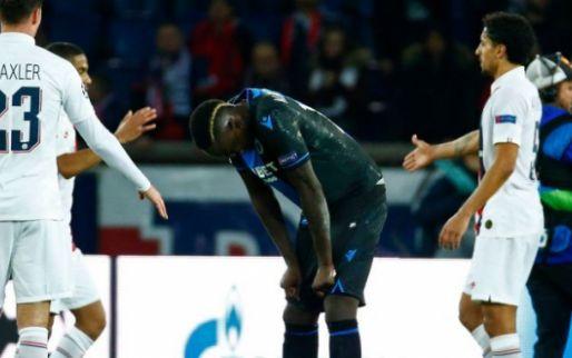 Afbeelding: België in rep en roer door falende Club Brugge-spits: