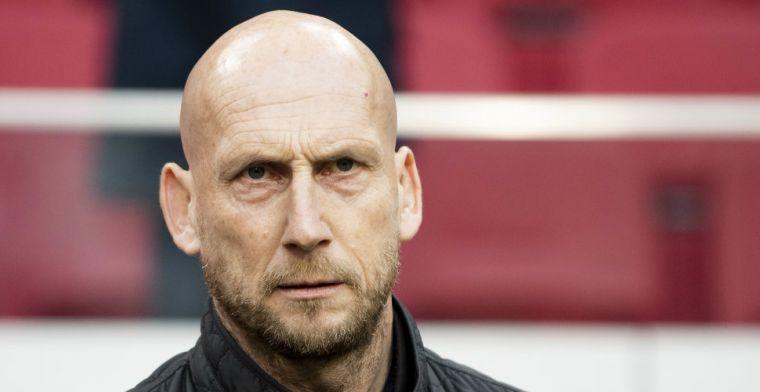 Stam blikt terug op veelbesproken vertrek bij Feyenoord: 'We hebben rust'