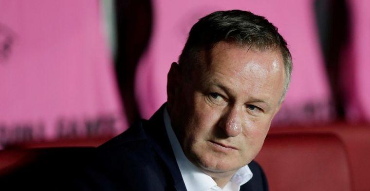 Update: 'Bondscoach Noord-Ierland stemt in met transfer vlak voor Oranje-duel'