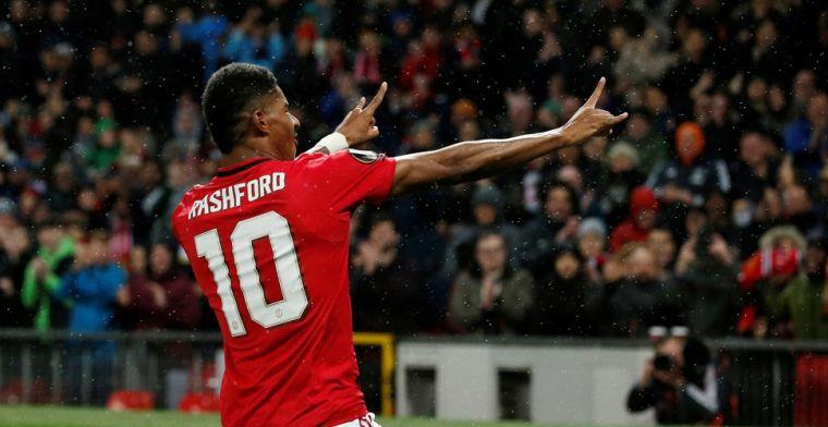 Manchester United is door en helpt AZ een handje, Rangers verrast FC Porto