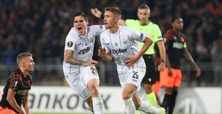 Spelersrapport: verschrikkelijk PSV blameert zich; geen enkele voldoende
