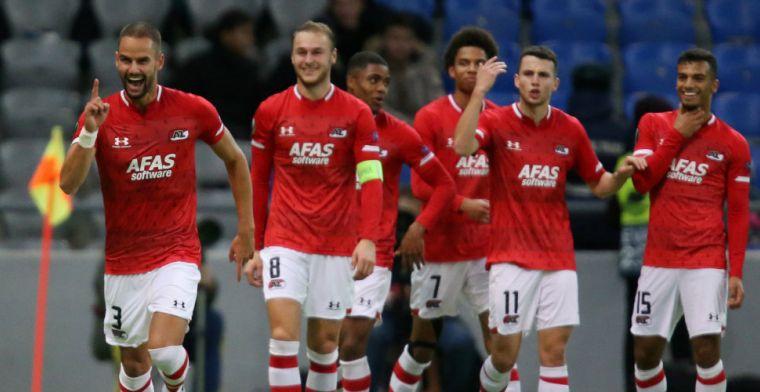 Spelersrapport: verdediger blinkt uit bij dominant AZ; Boadu ondanks goals slordig