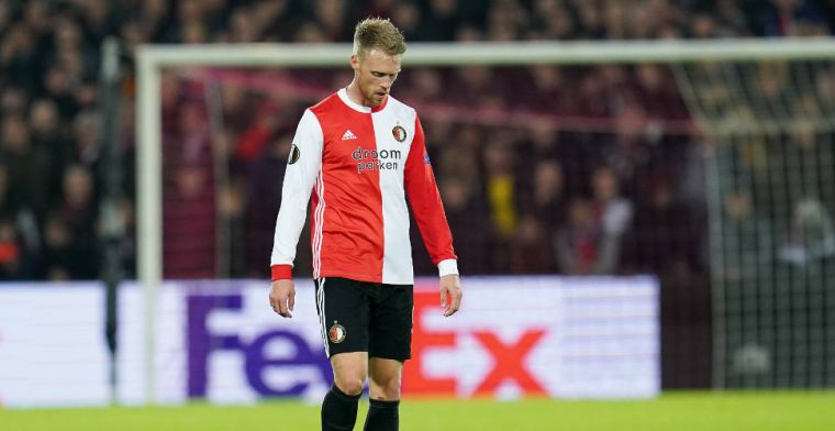 Spelersrapport: Jörgensen brengt te weinig; één onbetwiste leider bij Feyenoord