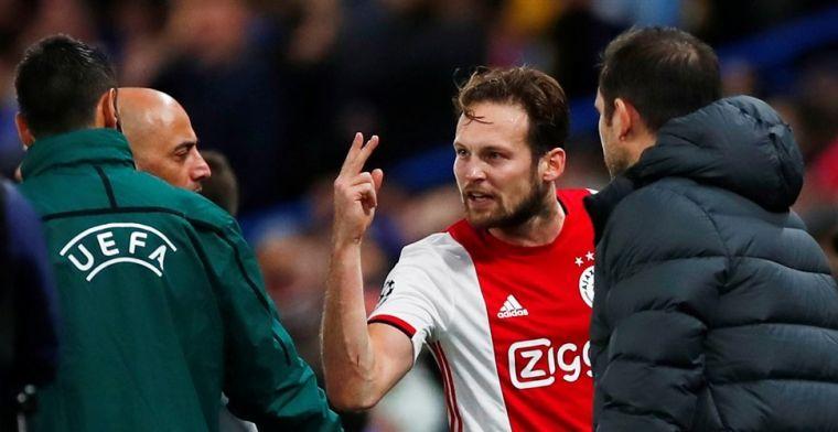 Zenden in Engeland na Ajax-spektakel: 'In Nederland klaagt iedereen over arbiter'