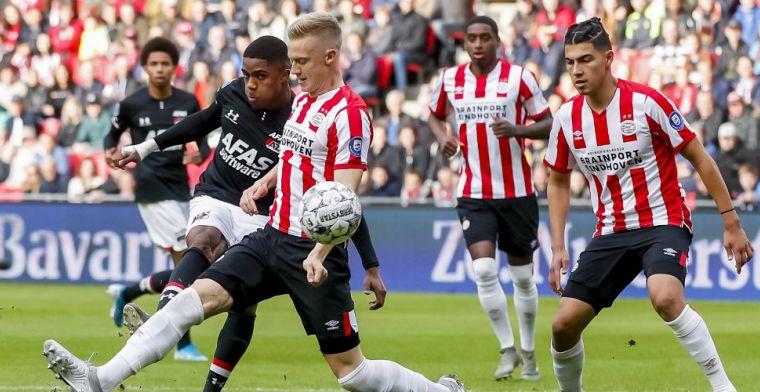 'Van Bommel zoekt naar houvast en laat Baumgartl op de bank tegen LASK Linz'
