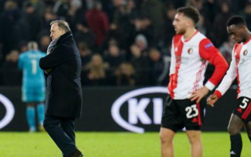 Afbeelding: Kranten zien passie bij Feyenoord: 'Hij wilde bij elk duel vliegende tackle maken'