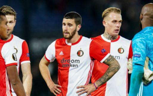 Afbeelding: Zwitserse media verbazen zich: 'Feyenoord mag niet klagen over de scheidsrechter'