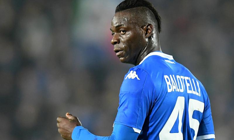 Afbeelding: Bizarre wending voor Balotelli: Brescia-fans keren zich tegen eigen spits