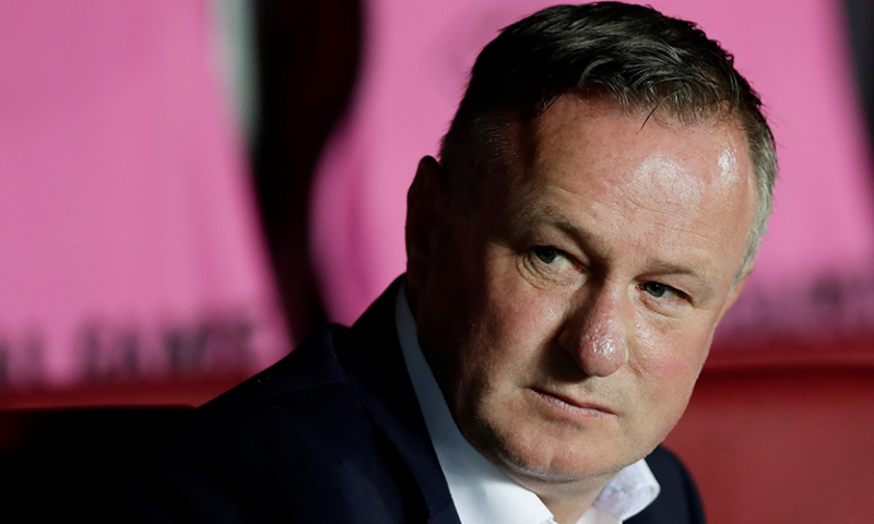 Afbeelding: Stoke City strikt bondscoach Noord-Ierland: wél op de bank tegen Oranje