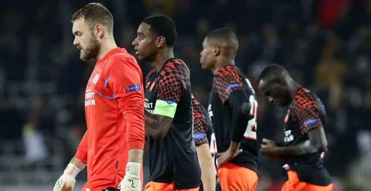 'Van Bommel had wel gelijk: niet op het middenveld, maar achterin zit het fout'