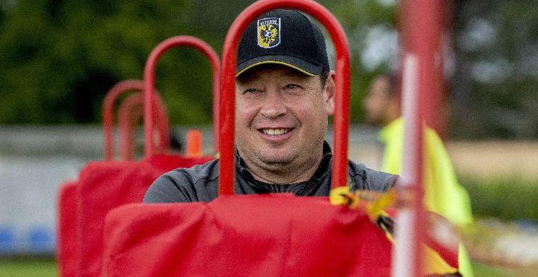 De Gelderlander: Slutsky voert Matavz-wijziging door en riskeert rel bij Vitesse
