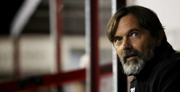 Cocu over dubbelrol: 'Blijkt veel interesse te hebben in het Nederlandse voetbal'