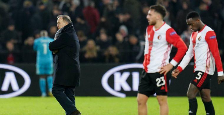 Kranten zien passie bij Feyenoord: 'Hij wilde bij elk duel vliegende tackle maken'