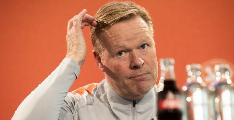 Koeman maakt Oranje-selectie bekend: Stengs en Boadu debuteren, geen Ihattaren