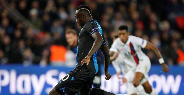 'Veelbesproken Club Brugge-situatie ontploft: Vanaken eist vertrek van Diagne'