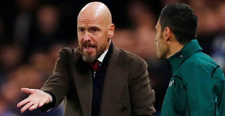 De Telegraaf: Ten Hag waarschijnlijk bezig aan laatste seizoen bij Ajax
