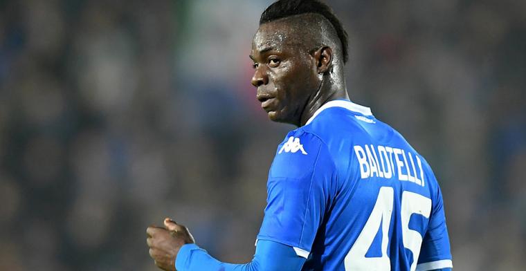 Bizarre wending in zaak Balotelli: Brescia-aanhang keert zich tegen eigen spits