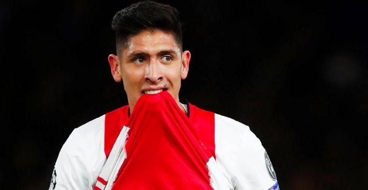 Reserverol in Amsterdam: 'Ik weet dat ik mijn plek moet verdienen bij Ajax'