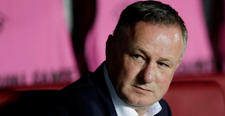 Stoke City strikt bondscoach Noord-Ierland: wél op de bank tegen Oranje