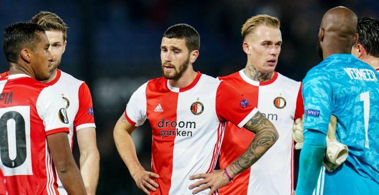Zwitserse media verbazen zich: 'Feyenoord mag niet klagen over de scheidsrechter'