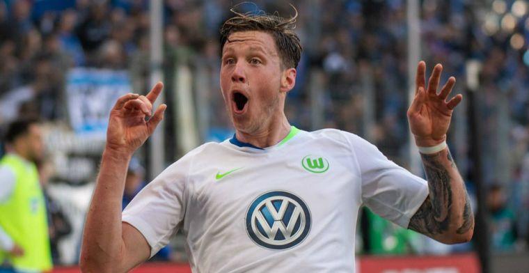 Weghorst kan transfer naar Premier League maken