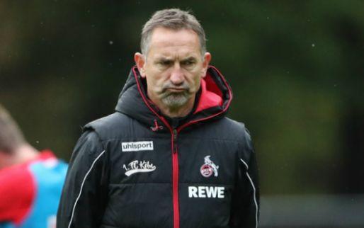 Afbeelding: OFFICIEEL: Bornauw en Verstraete nemen afscheid van trainer bij 1. FC Köln