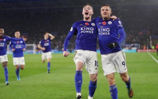 Afbeelding: Leicester bewijst status van topploeg weer, Tielemans en Praet verslaan Arsenal