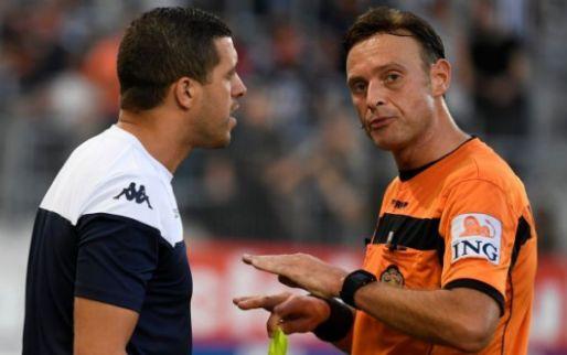 Afbeelding: OPSTELLING: Belhocine geeft Rezaei opnieuw een kans in derby tegen Eupen