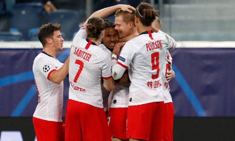 Afbeelding: Leipzig meldt zich in Duitse top, duur puntenverlies van Schalke 04