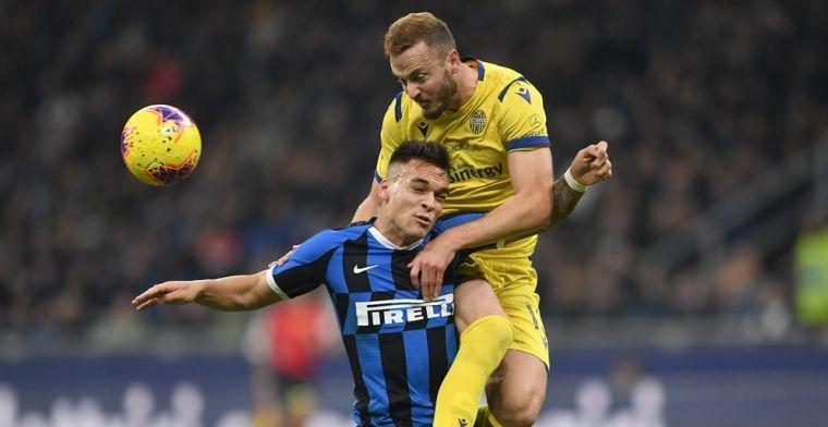 Inter dankzij fraaie treffer tijdelijk koploper, Cillessen met assist bij Valencia