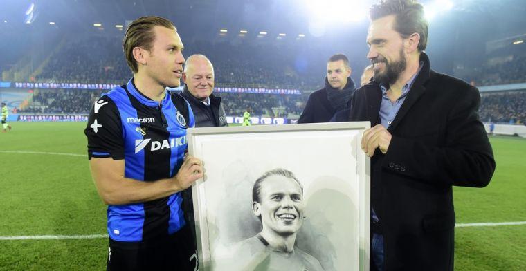 Vormer 250: Nederlander bereikt mythische kaap bij Club Brugge