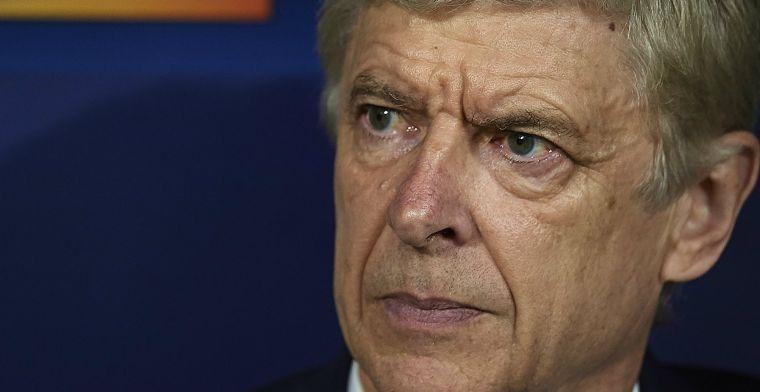 Wenger krabbelt toch terug: 'Ik wens Bayern succes, voor mij is de situatie klaar'