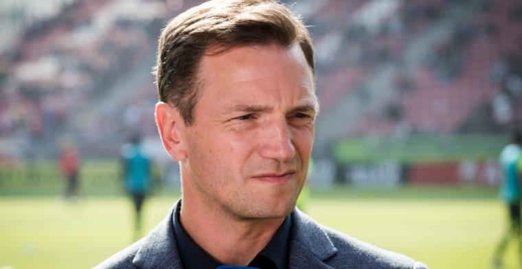 Van Bommel koos in Linz voor Catic, Bruggink verbaasd: 'Passeert drie anderen'