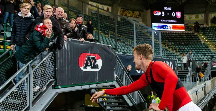 Update: 'Ajax negeert herenakkoord en meldt zich in Alkmaar voor Kluiters'