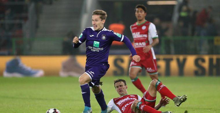HLN over 'schoon volk' bij Zulte-Anderlecht: 'Ajax- en Feyenoord-scouts aanwezig'