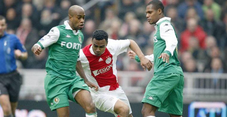 'Feyenoord zit in mijn hart, de belangrijkste club uit m'n carrière'