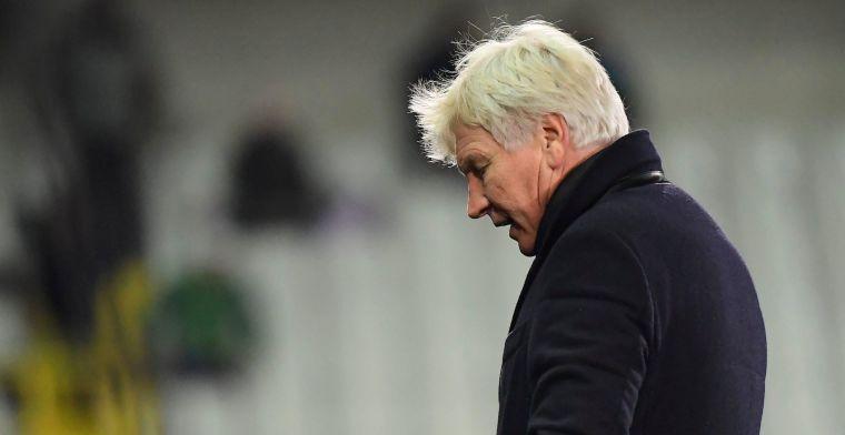 Brys dubbel ontgoocheld na late nederlaag tegen Cercle Brugge